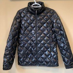 32 Degree Heat Black Puffer Down Packable Jacket
